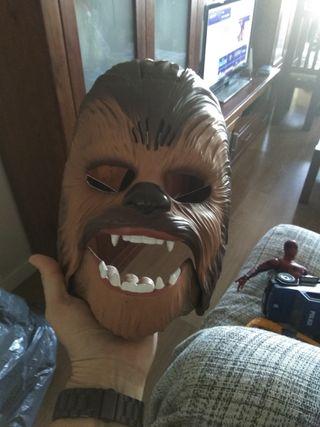 Máscara chihuaca