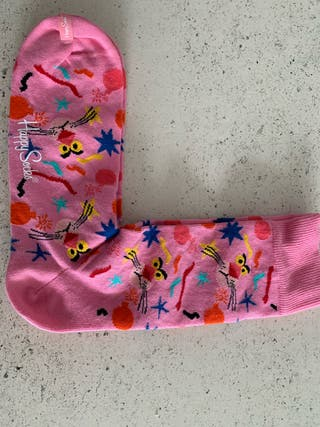 Pink Panther by Happy Socks