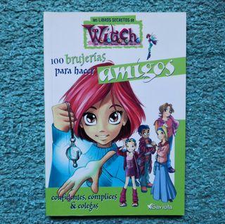 Libro infantil de las Witch