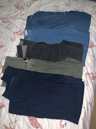 Juego de 5 pantalones + 1 de regalo