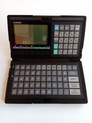Agenda electrónica Casio SF-4000