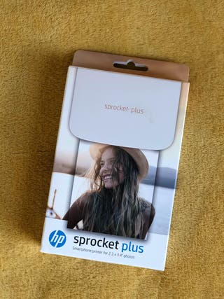 Impresora de fotos para movil - HP Sprocket plus