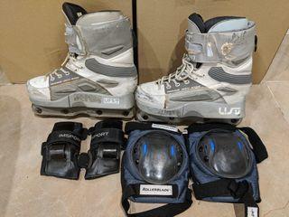 Patines de patinaje agresivo