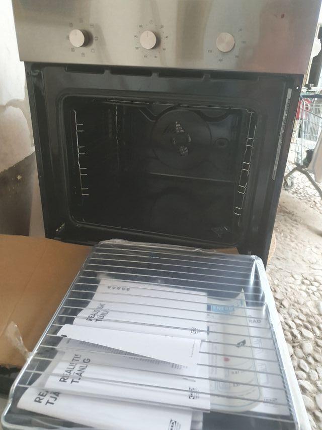 horno ikea nuevo