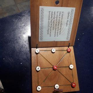 Juego educativo madera