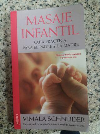 Libro Masaje infantil