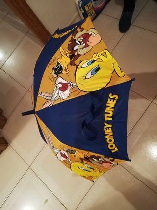 Paraguas Looney Tunes