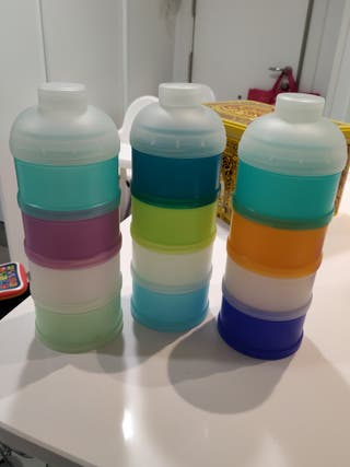 Dosificador leche biberones