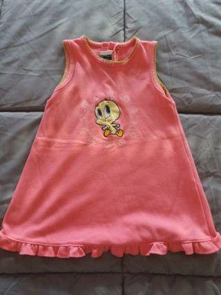 Vestido de niña. 3 o 4 años
