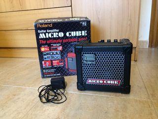 Amplificador musical Micro Cube