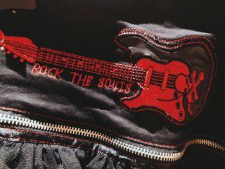 Falda Rock Heavy Gótica