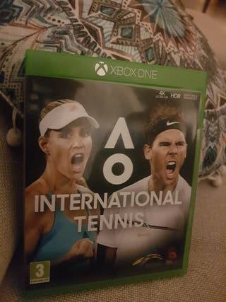 international tennis xbox one