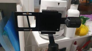 accesorio go pro gimbal adaptador