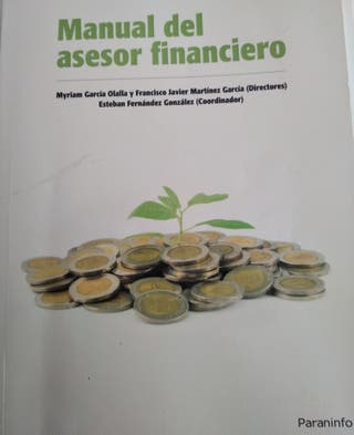 Manual asesor financiero