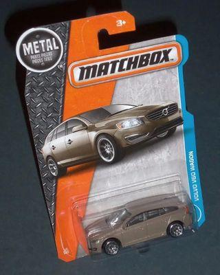 Coche VOLVO V60 Wagon - MATCHBOX 1/64