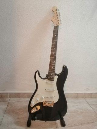 Guitarra eléctrica para zurdos