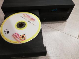 Reproductor CD y CD Interactivo Grundig