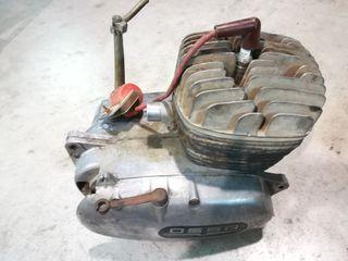 motor OSSA 160T