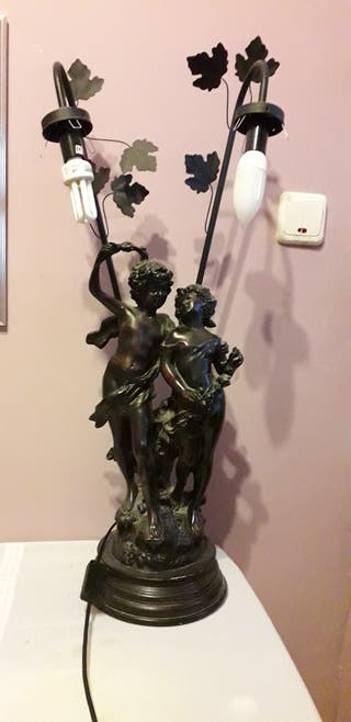 Lámpara Estatua