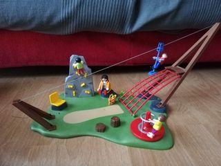 tirolina playmobil