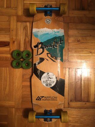 Bracket downhill longboard con ejes Caliber