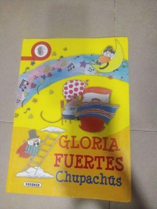 libro infantil Gloria Fuertes