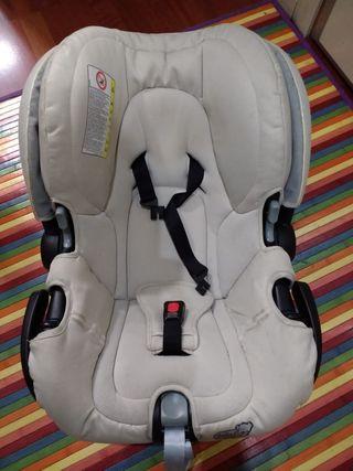 Trío carro bebé: silla+cuco+maxicosi