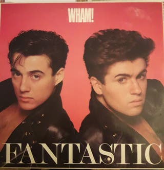 Disco vinilo Wham!