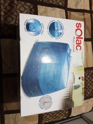Humidificador iones marca SOLAC