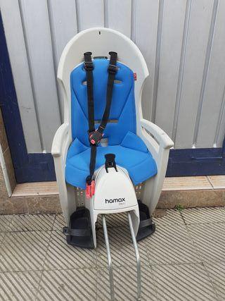 silla para bici,poco uso.....en perfecto estado