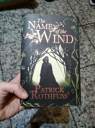 Libro The name of the wind