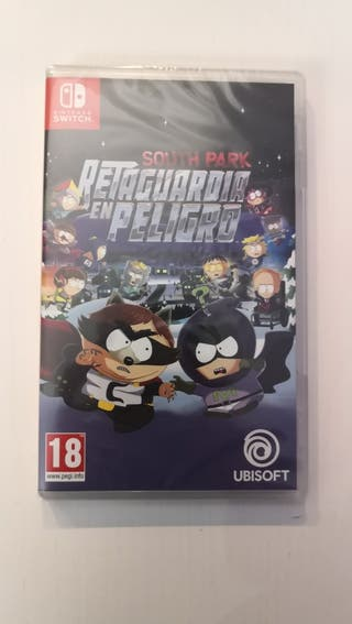 South Park Switch PRECINTADO