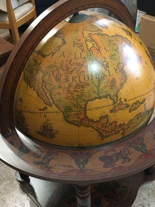 Botellero - bola del mundo