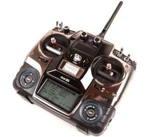 Emisora graupner MX-20 HOTT