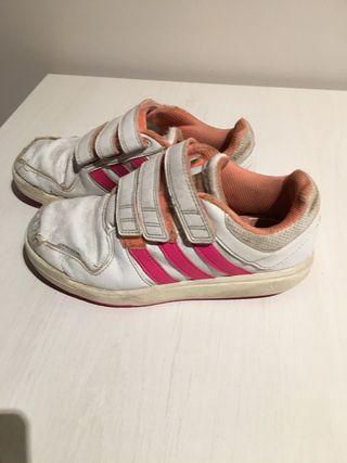 zapatillas adidas niñas 32