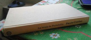 LIBRO LA BRUJA DE PORTOBELLO - PAULO COELHO