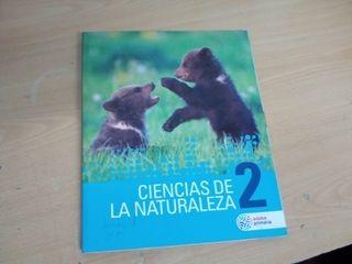 CIENCIAS DE LA NATURALEZA 2 PRIMARIA EDEBE