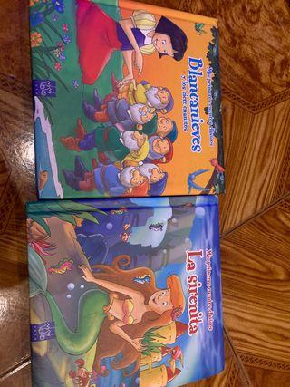 Libros niñas