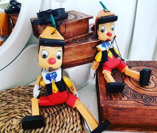 marionetas pinocho
