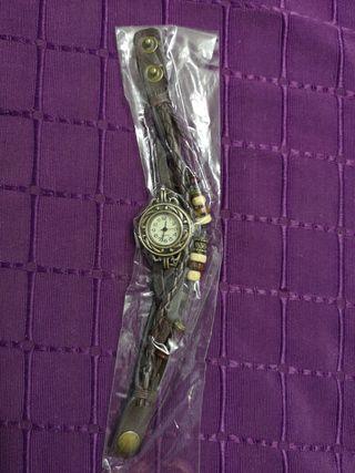Reloj pulsera tipo vintage