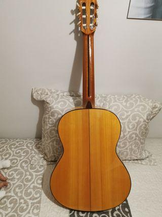 guitarra flamenca ciprés nueva