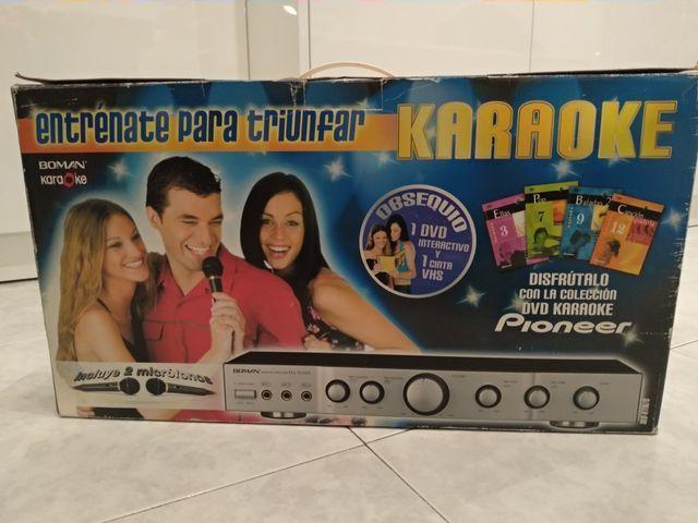 Karaoke Boman