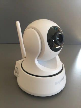 Camara Sannce vigilancia 720p HD nueva