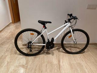 Rockrider bicicleta montaña y ciudad mujer/niño