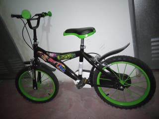 Bicicleta Tortugas Ninja 16''