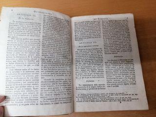 LIBRO CIRUGÍA MEDICINA SIGLO XVIII (1797)