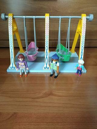 barcas parque de atracciones playmobil