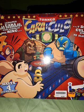 JUEGO TORNEO CARA vs CULO