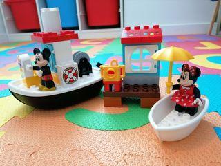 MICKEY Y MINNIE: lego duplo SIN ESTRENAR!