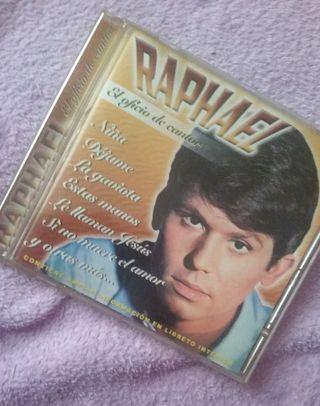 CD Raphael - El oficio del cantor